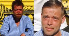 Rászorulók haját vágja szabadnapján a segíteni akaró fiatalember