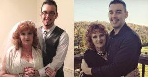 53 év korkülönbséggel rajong egymásért a páros, az interneten ölelkeznek és csókolóznak