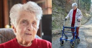 Hogyan sikerült a 95 éves nagymamának kigyógyulni a koronavírusból?