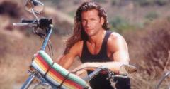 Reno Raines, A fejvadász c. sorozat sztárja így fest napjainkban, 28 évvel a sorozat után.
