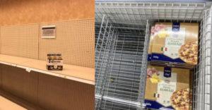 11 élelmiszer, amelyek a koronakrízis miatt magányosan árválkodnak a polcokon. Senkinek nem kellenek