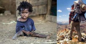 A fényképész 20 évvel ezelőtt örökbefogadott egy kislányt, akivel szomáliai utazása során találkozott. Most így néz ki