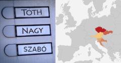 Vajon hol mindenhol élnek azonos vezetéknevű emberek? Megnéztük, hogy melyek a leggyakoribbak Magyarországon is.