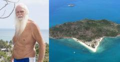 A modern Robinson története: A csődbe ment milliárdos már 23 éve egy lakatlan szigeten él.
