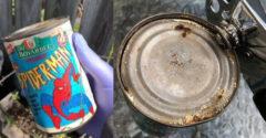 Egy férfi kinyitott egy 1995-ben gyártott konzervet. Hogyan nézett ki a belseje negyedszázad eltelte után?