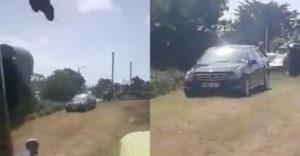 A Merci tulajdonosa összekeverte a megművelt földet egy parkolóval (Az év tévedése)