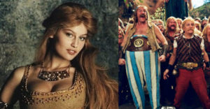 Emlékszel még az Asterix és Obelix c. filmben szereplő szépségre? Így néz ki 22 év után.