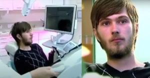 Egy olyan férfi ült a fogorvos székébe, aki kerek 20 éven át nem mosott fogat