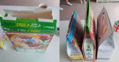 Egy nő hosszú évek után végre rájött a módjára, hogyan lehet ügyesen visszazárni a kinyitott zabpelyhes dobozt