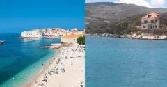 Pánik a népszerű horvát üdülőhely tengerpartján. Egy cápa úszkált a strand közelében