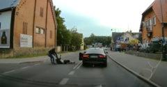 Részeg az úton vs. türelmetlen sofőr