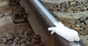 Vajon miért hagyott néhány furfangos ember sót a vasúti síneken?