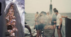 Mivel töltik a tengerészek a szabadidejüket a tengeralattjárókon? Ezekkel küzdenek a tengeralattjáró betegség ellen