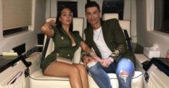 Cristiano Ronaldo gyönyörű párja egykor bolti eladóként dolgozott. Éppen ott ismerkedett meg jövendőbelijével.