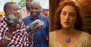 Egy harminc gyermekes tanzániai családapa talált két drágakövet, amelyek dollármilliomossá tették őt