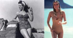 Hogyan változtak a fürdőruha trendek az utóbbi évtizedekben? Stranddivat a múlt század 60-as éveitől