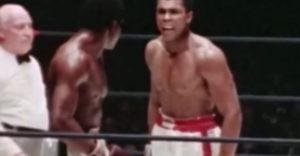 Muhammad Ali helybenhagyta az ellenfelét, mert az nem szólította őt az új nevén (What´s my name?)