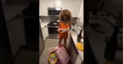 A lánya születésnapja alkalmából megajándékozta a feleségét, aki ezt talán sosem feledi