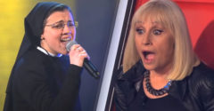 A 25 éves apáca az énektudásával elkápráztatta a zsűrit (The Voice)