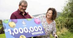 Egy brit férfi felesége beteg lett, majd kirúgták a munkahelyéről: másnap 1 millió fontot nyert a lottón