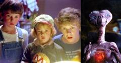Az E.T. – A földönkívüli filmben szereplő Elliotot, Michaelt és Gertiet játszó színészek 38 év után