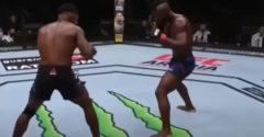 Az UFC történetének leghihetetlenebb kiütése? 50 000 dollárt kapott érte az MMA harcos