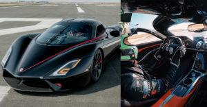 Minden eddigi rekordot megdöntve az SSC Tuatara jelenleg a világ leggyorsabb autója