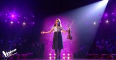 """A tehetséges hegedűs kislány a """"You Raise Me Up"""" dal előadásával elvarázsolta a zsűrit"""