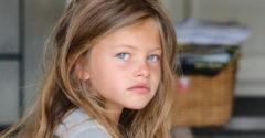 Thylane Blondeau-t 6 évesen a világ legszebb kislányának választották. Mára egy 19 éves fiatal nővé érett