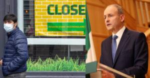Írország szinte teljesen bezár, szigorú korlátozások lépnek érvénybe
