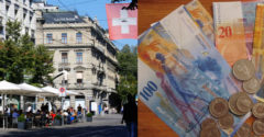 A svájciak megszavazták a világ legmagasabb minimálbérét