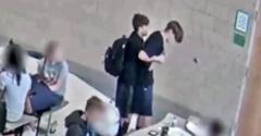 A diák megmentette a fulladozó osztálytársát (Heimlich-műfogás)