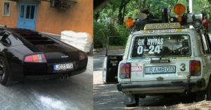 Néhány egyedi rendszám, ami feltűnést kelt a magyar utakon