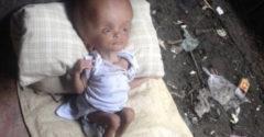 Több évvel ezelőtt egy csecsemőt talált a szemétben. Ma neki köszönhetően családja van.