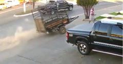 Menekülés az autó elől