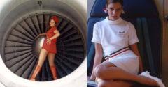 Mindig magas követelményeket támasztottak velük szemben. A 20. század stewardessei több év elteltével is elbűvölőek