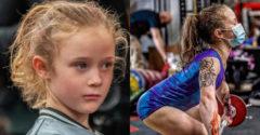 Hogy mire képes? Ez a 7 éves Rory nevű kanadai kislány a világ legerősebb gyereke