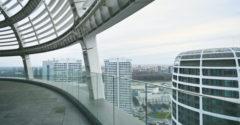 Íme, a legdrágább lakás Szlovákiában. Ez a penthouse a Sky Parkban most éppen eladó.