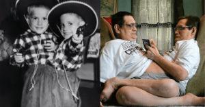 A világrekorder sziámi ikerpár, akik 68 évet éltek összenőve
