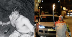 A férfi, aki 17 világbajnoki cím után feláldozta a sportolói karrierjét, hogy megmenthesse 20 ember életét