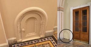 Vajon mire szolgálhatnak a Capitoliumban lévő kisméretű beltéri ajtók? Nagyon praktikus és egyszerű szerepük van