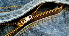 A legjobb ruhadarabjaidat mentheted meg. A legegyszerűbb módja a cipzár megjavításának