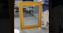 Függöny helyett homok? Egy innovatív ablak bemutatása