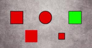 Melyik alakzat nem egyezik a többivel? Találós kérdések, amelyeket csak a legfurfangosabbak oldanak meg.