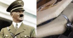 A katonának azt mondták, bármit elvihet Hitler lakásából, amit csak akar. Napjaink egyik legfurább relikviájáról van szó