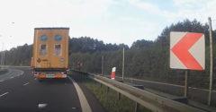Csak óvatosan! Van, hogy a kamionsofőr nem lát téged.