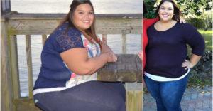 Felhagyott a rossz szokásaival és megszabadult súlyának felétől. Mára egy teljesen új nő lett belőle.