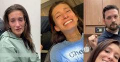 Egy fogorvos kihúzta az összes fogát – Így néz ki a nő, miután új fogakat kapott