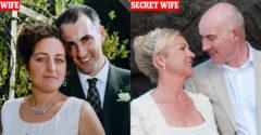 A feleség felfedezte, hogy férje titkos életet élt új feleségével, miután megkapta az esküvői fotójukat