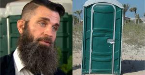 Bolondnak titulálták, amikor kijelentette, hogy egy mobil WC lesz az otthona. Amikor meglátták a belsejét, már elhitték